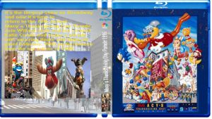 Macy's Thanksgiving Day Parade 1996 Blu-Ray Cover by MrYoshi1996