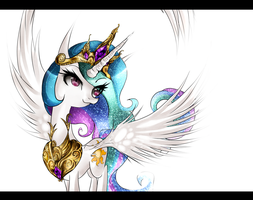Celestia by CaramelFlower