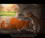 Operation Queen Squirrelflight by Fruttistdar
