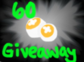 60 Point New Year Giveaway! CLOSED by Aura-Aquia