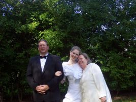 Gemma and the rents by AAAPhotography