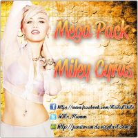 Dia4 Mega Pack Miley Cyrus by JuniiorSm
