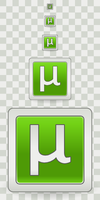 uTorrent icon by cruxye