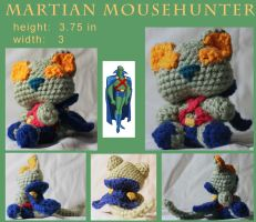 ...martian mousehunter... by ruiaya