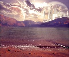 A new world by Sheley2