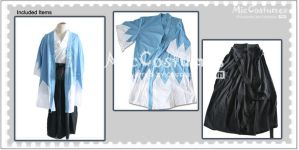 Shinsengumi Peace Maker Cosplay Costume by miccostumes