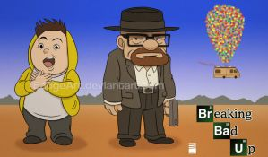 Breaking Bad UP by EadgeArt