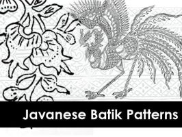 Javanese Batik Patterns by remittancegirl