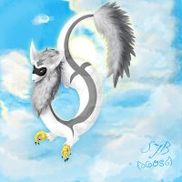 King of the Sky by Goddess-Of-Sugar