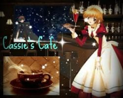 Cassie's Cafe Banner by CassidyLynne1