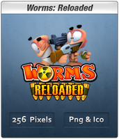 Worms Reloaded Icon by Th3-ProphetMan