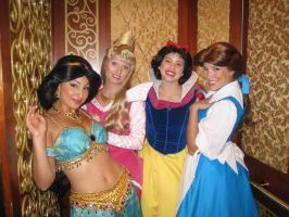 Disney Princess Association by BellesAngel