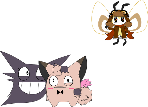 More Evolutions .:PTS:. by Blue-Shake
