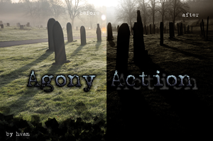 Agony Action by Hvan