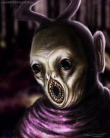 Tinky Winky Horror by AtomiccircuS