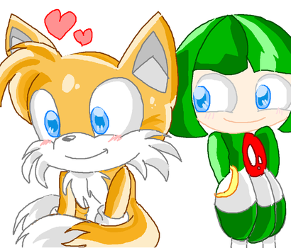 tails and cosmo we will meet again