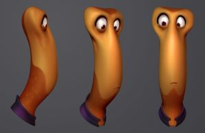 Patri Face 09 by polyphobia3d