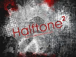 Halftone 2 brushes by env1ro