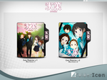 Hyouka Icon Pack by GianMendes