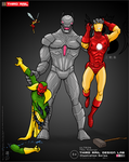 TRDL - Ultron by TRDLcomics