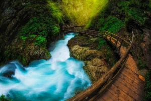 ...vintgar gorge I... by roblfc1892