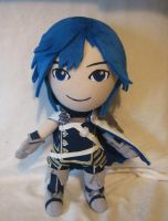 Fire Emblem Awakening: Chrom by PlushMayhem