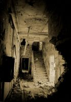 stairway  I by Nature-of-Decay