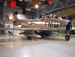 F-86, perfect condition by SindreAHN