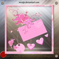 High resolution: Pink Valentine png by M10tje