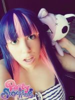 Cosplay Stocking (Summer Session) 9 by SaFHina