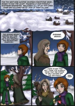 Frozen: Tale of the Snow Queen, p.209 by TigerPaw90