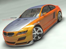 bmw m6 part 2 by dwiirawan