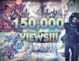 150,000 Views!!! by Tonywash