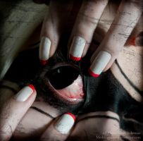 . eye will make you spy . by Countess-Grotesque