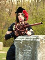 Steampunk 1 by AngelaWilgenbusch