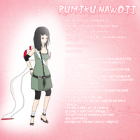 Biography:Rumiku Nawoii by LotteQ