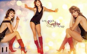 Milla Jovovich Wallpaper by Taddilicious