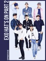 EXO Hat's On PART2 8P png by hyukhee05
