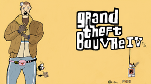 Grand Theft Auto IV by Pet-my-head
