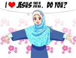 I love Jesus pbuh. do you? by Nayzak