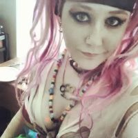 Pretty Rave Girl by Lily-Lithium