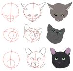 Cat Tutorial - More Heads by PerianArdocyl
