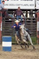 Barrel Racer by BadCowboy69