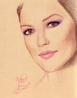 Catherine Zeta Jones by Dunshootimlegal