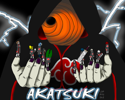 In His Hands-Akatsuki WP by myu2k2