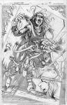 RAVAGER p.6 page 5 pencils by Cinar