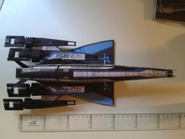 Normandy SR-2 from Mass Effect 3 by cargUlet