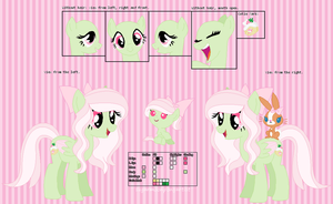 Strawberry Bell ref by SugarMoonPonyArtist