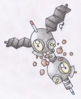 Magneton Evolution by Goldoc