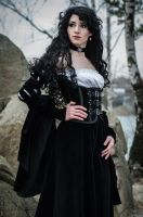 The Witcher - Yennefer of Vengerberg_4 by GreatQueenLina